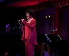 Chita Rivera – Shakes It Up at 54 Below