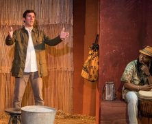 Dogs of Rwanda: Riveting Production Not for the Faint of Heart