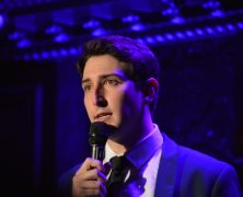 Ben Fankhauser at 54 Below