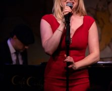 Megan Hilty is Simply Smashing