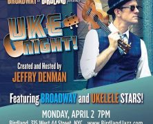 "Jeffry Denman Hosts ""Uke Night!"""