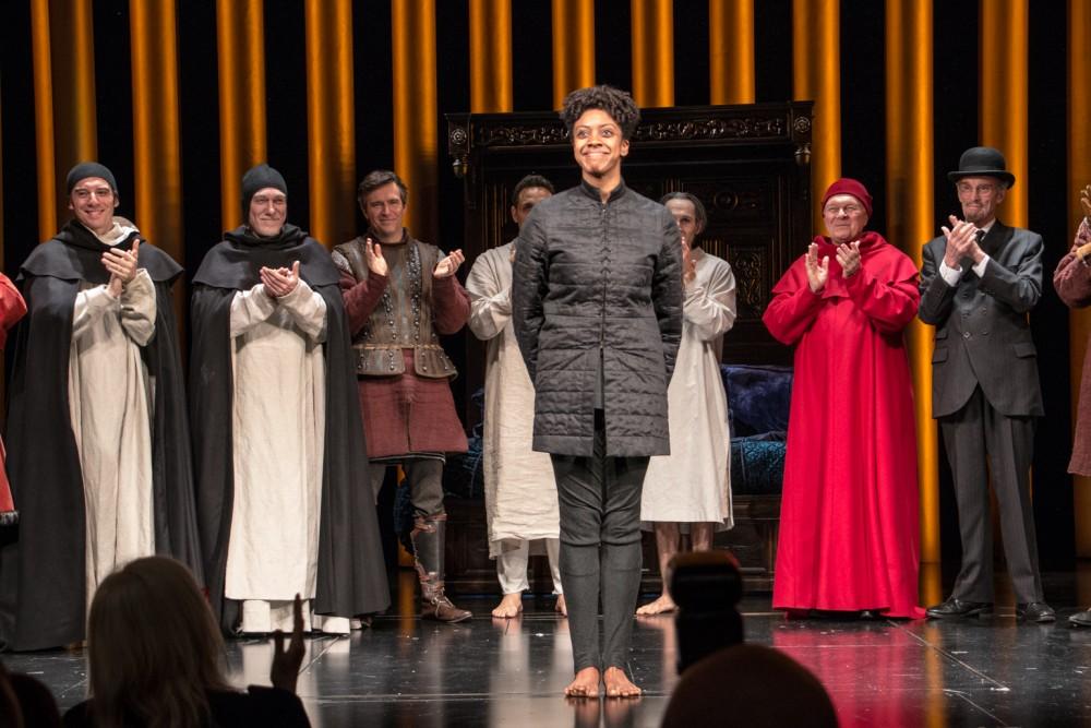 Photos: Saint Joan Opening Night