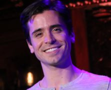 Matt Doyle Will Appear at 54 Below in Jerome Robbins Centennial Concert