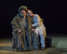 Sir Antony Sher Is King Lear