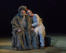 Sir Antony Sher Is King Lear
