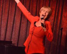 Liz Robertson Sings 'Lerner Without Loewe'
