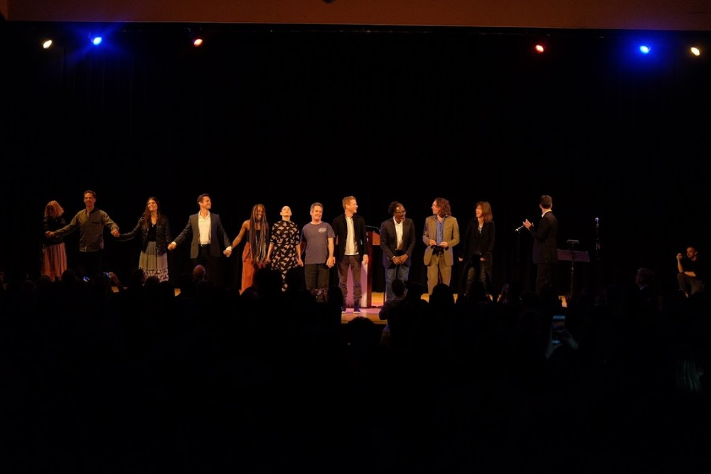 Letters Live at Town Hall