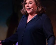 Kathleen Turner Debuts Finding My Voice