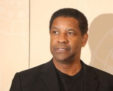 New Dramatists Honor Denzel Washington