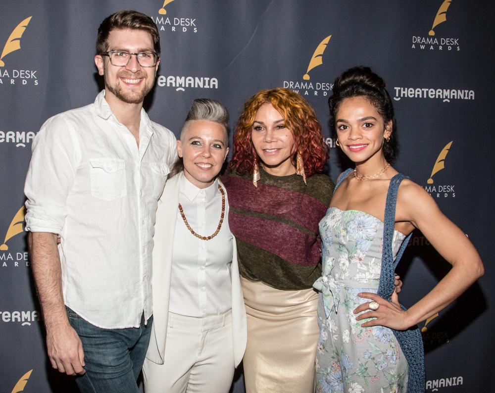 Photos: 2018 Drama Desk Awards Nominees Reception
