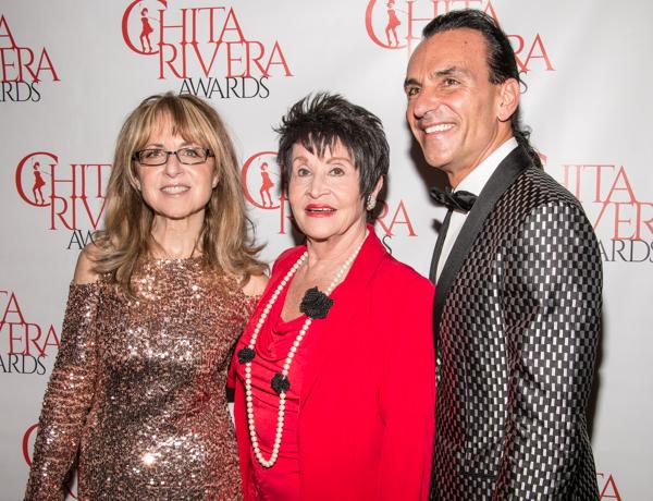 Chita Rivera Awards – Press Coverage