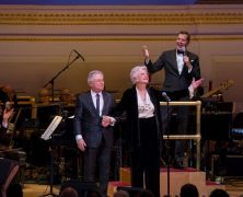 "Composer Alan Menken Invites Us to Be ""Part of His World"" with NY Pops"
