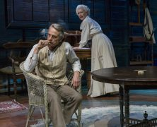 Long Day's Journey Into Night – Jeremy Irons at BAM