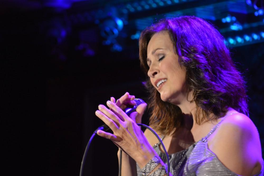 Linda Eder Celebrates Broadway and Song