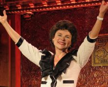 Tovah is Leona! Coming to 54 Below