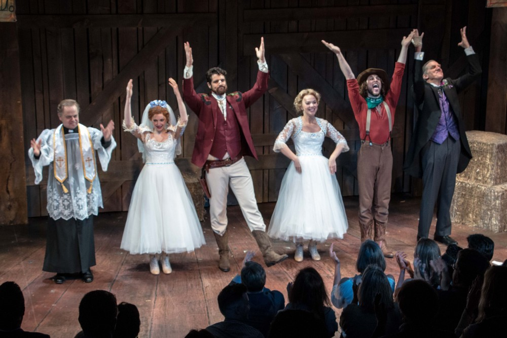 Photos: Desperate Measures Opening Night