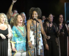 "Broadway Ignites ""Revolution"" through Song at 8th Annual Pride Extravaganza"