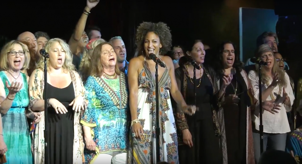 "Broadway Ignites ""Revolution"" through Song at 8th Annual Pride Extravaganza"