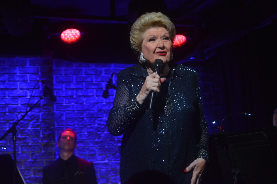 Marilyn Maye Continues Her Reign