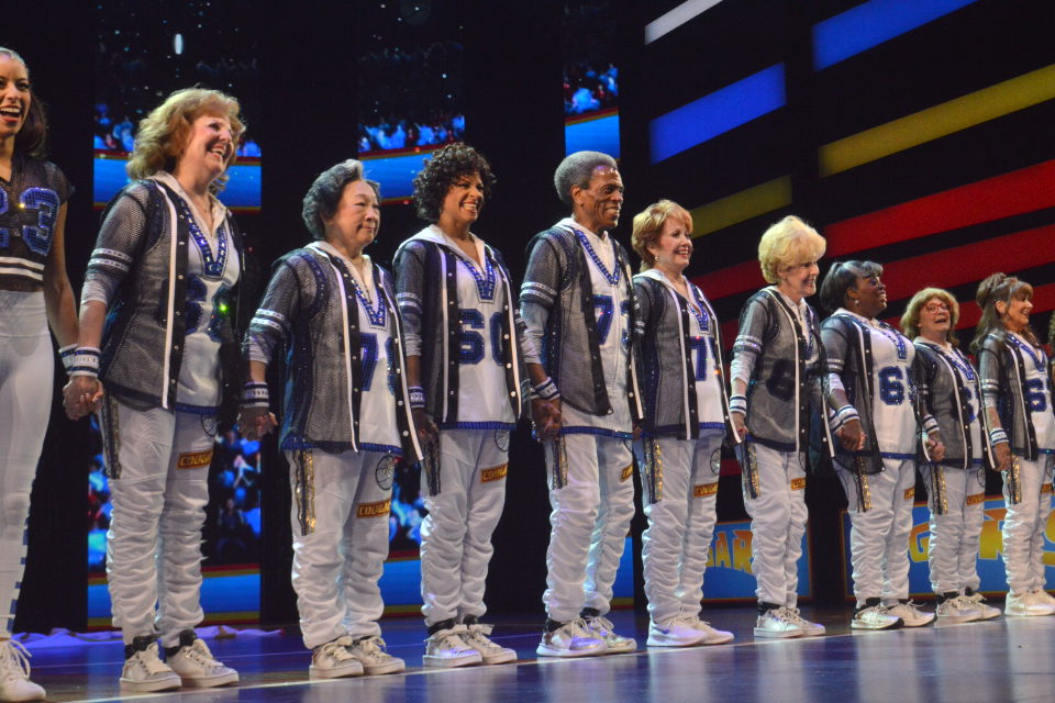 Opening Night Photos: Half Time – Paper Mill Playhouse