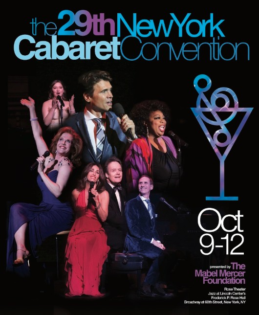 29th New York Cabaret Convention Announces  Roster