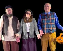Tevye Served Raw (Garnished with Jews) Delivers an Exquisite Blend of Jewish Wit, Wisdom and Woe