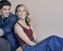 Jeremy Jordan and Ashley Spencer – Starring Opposite You