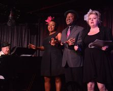 Ricky Ritzel's 98th, 99th & 100th Broadway Celebration