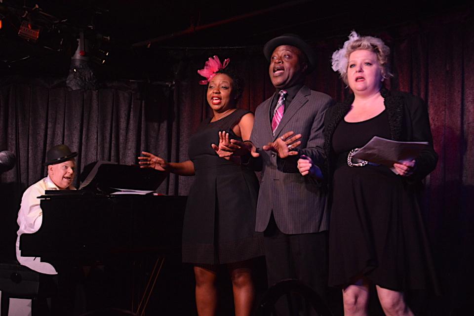 Ricky Ritzel's 98th, 99th & 100th Broadway Celebration