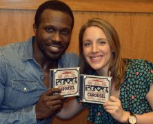 Carousel CD Signing at Barnes & Noble – Photos