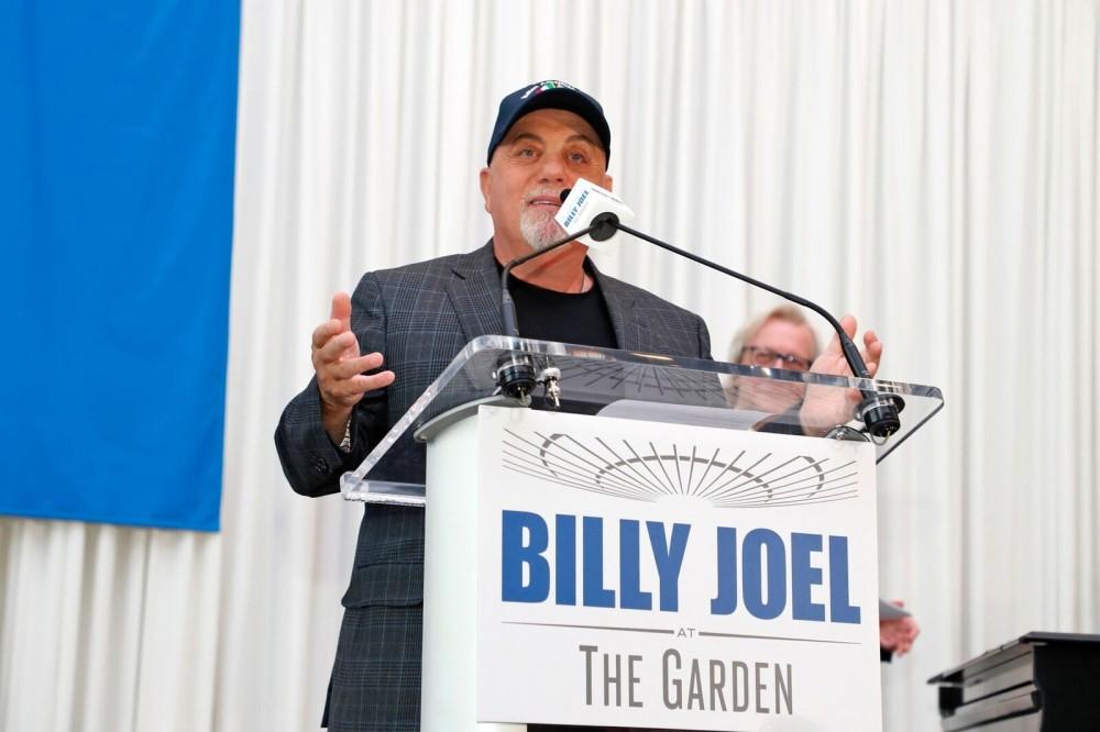 MSG Celebrates Billy Joel's 100 Lifetime Performances