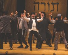Folksbiene's Fiddler Oifn Darch Extended Again thru Nov. 10