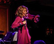Vivian Reed Performs Her Story to a Lena Horne Set List