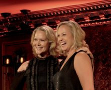 Rebecca Luker & Sally Wilfert Set for Feinstein's/54 Below