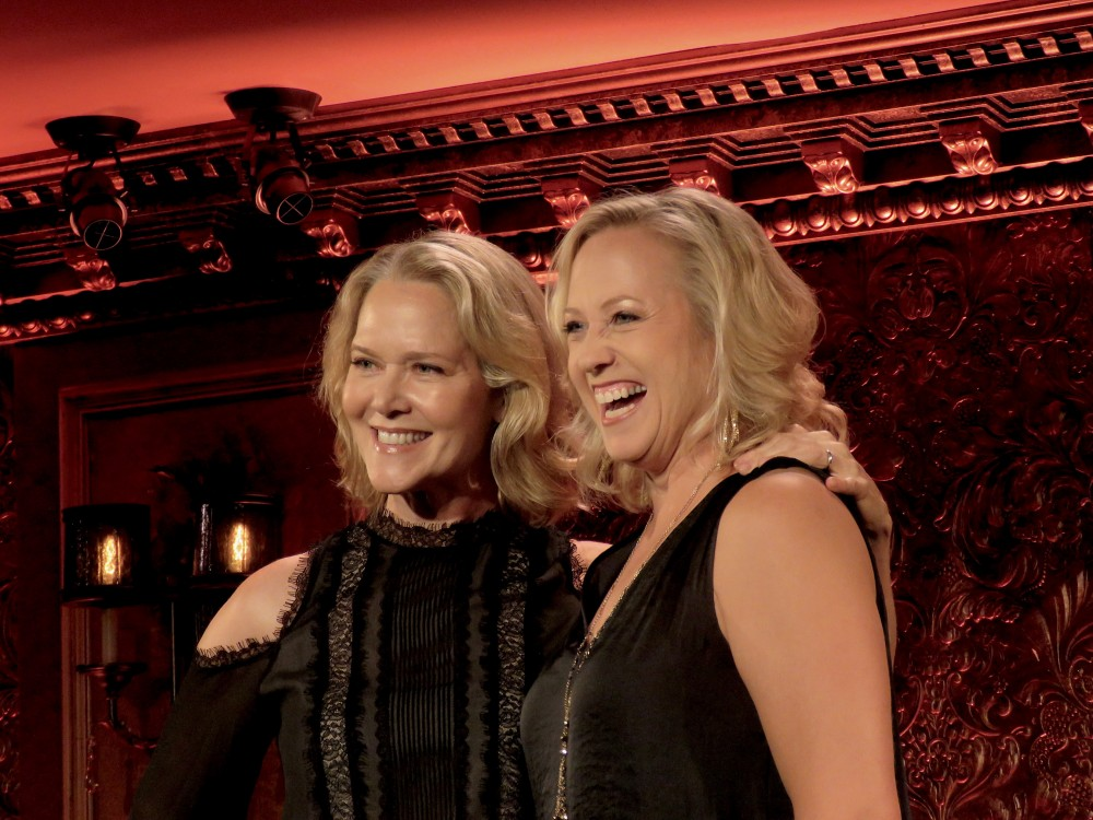 Rebecca Luker & Sally Wilfert Set for Feinstein's/54 Below
