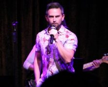 Daniel Reichard's 'Summer Playlist' at Birdland
