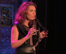 Rachel Tucker Back at 54 Below