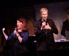 Jane Lynch and Kate Flannery: Two Lost Souls