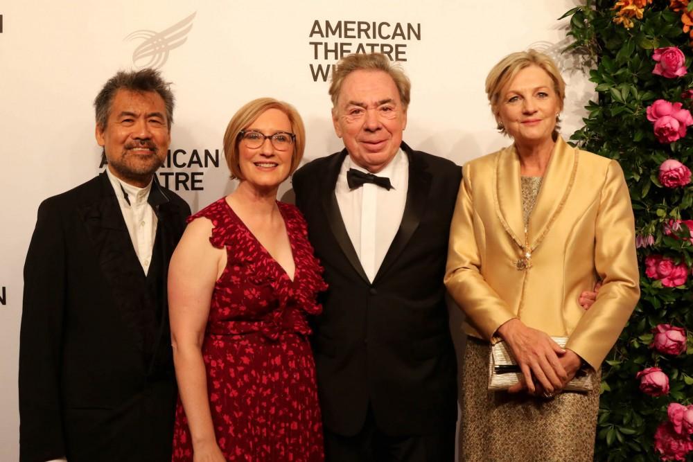 ATW Honors Sir Andrew Lloyd Webber