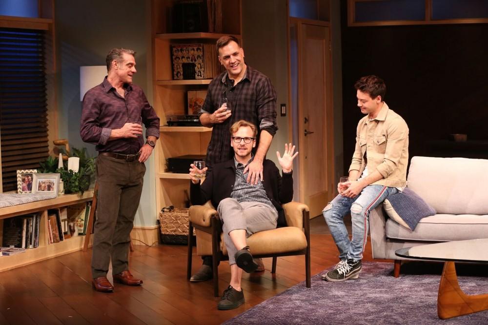Daniel's Husband – Westside Arts Theatre