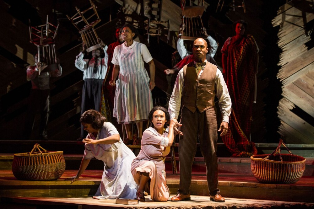 The Color Purple – Papermill Playhouse