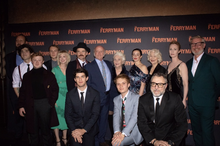 Opening Night: The Ferryman