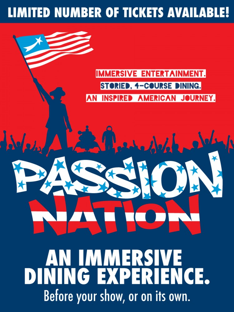 A New Immersive Experience – Passion Nation