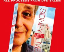 Sidney Myer: Live at the Laurie Beechman Theatre!