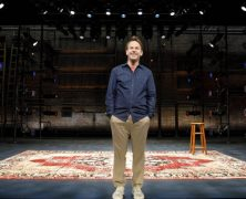Mike Birbiglia ' The New One' – What, Me. . . a Dad?