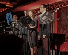 'As Thousands Cheer' – Feinstein's/54 Below