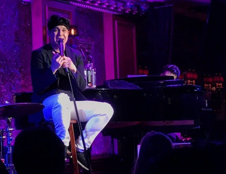 Two Player Game Comes Back to 54 Below