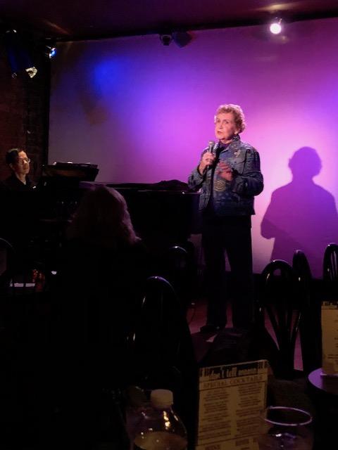 Barbara Ann Malley Strikes a Nostalgic Note