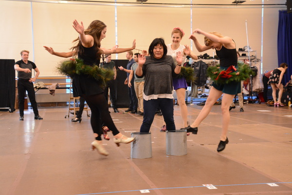 Holiday Inn Previews for Paper Mill Playhouse