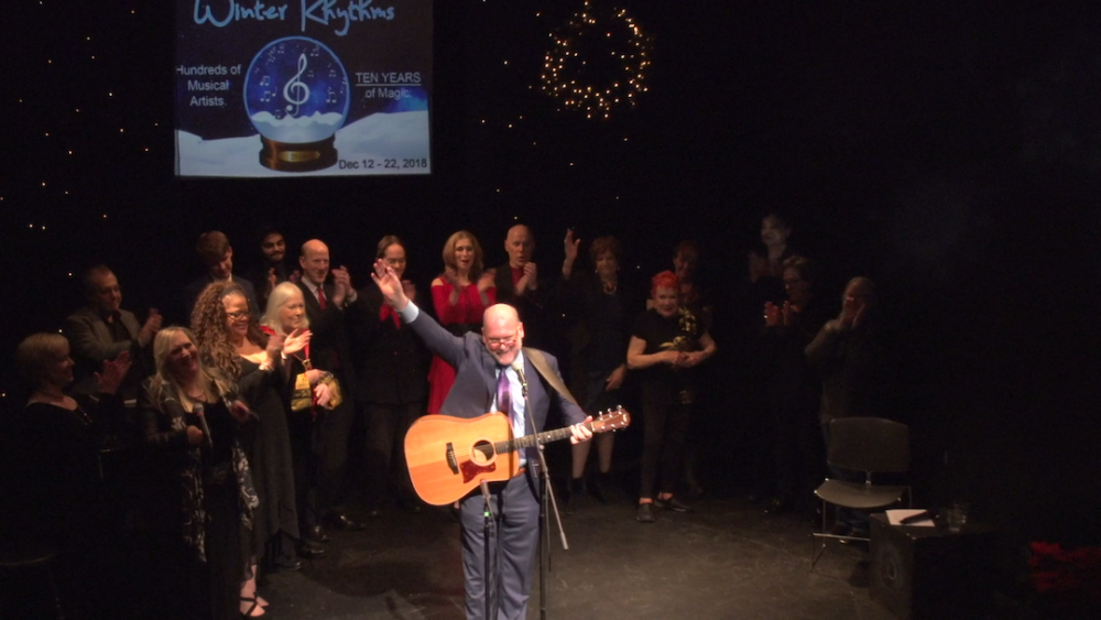 Winter Rhythms Closing Night – Songs of Hope